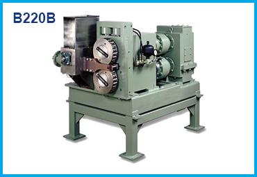KOMAREK B220B Briquetting Machines & Applications