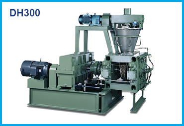 KOMAREK Briquetting Machine DH300