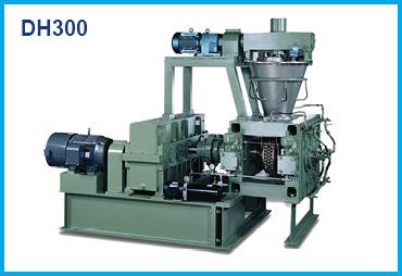 KOMAREK DH300 Briquetting Machines & Applications