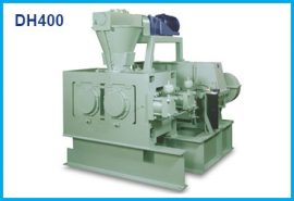 DH400 Briquetting Machine