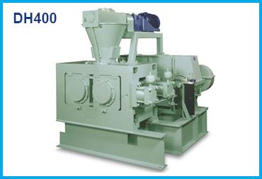 KOMAREK DH400 Briquetting Machine