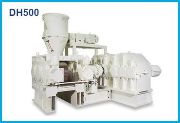 KOMAREK Briquetting Machine DH500