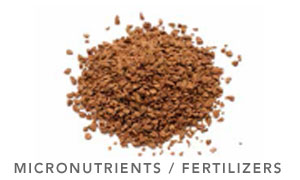 Briquetting Application Micronutrients