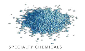 Briquetting Application Specialty Chemicals
