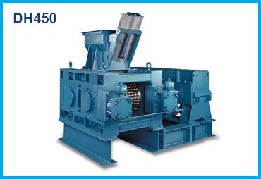 KOMAREK DH450 Briquetting Machines & Applications