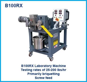 B100RX Laboratory Machine