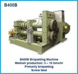B400B Briquetting Machine