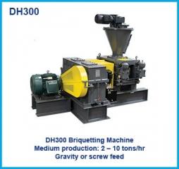 DH300 Briquetting Machine